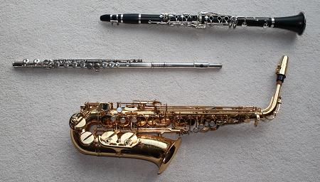 Instrument selection